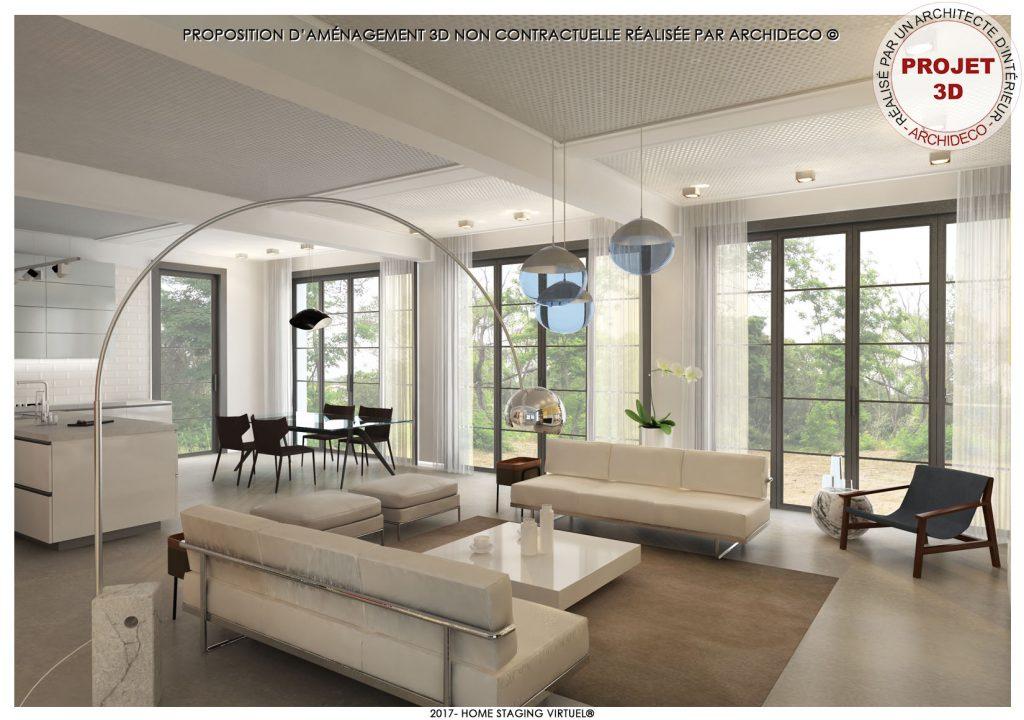 Lysandra : Villa contemporaine à vendre, Var – Domaine des Papillons
