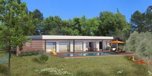 villa contemporaine à vendre Var