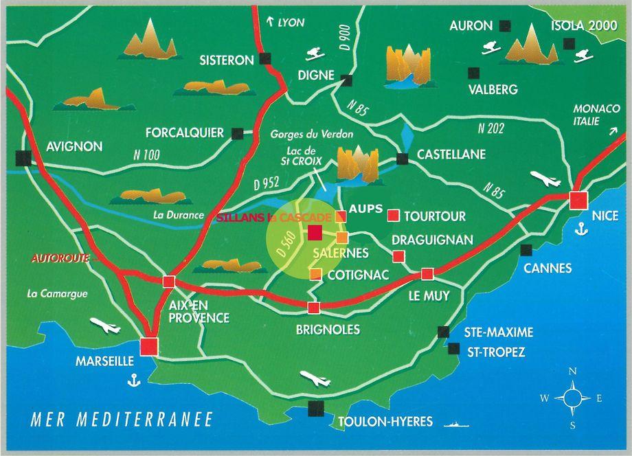L'Aurore de Provence : Maison neuve contemporaine – Domaine des Papillons