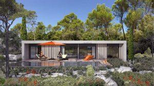 maison moderne à vendre Var